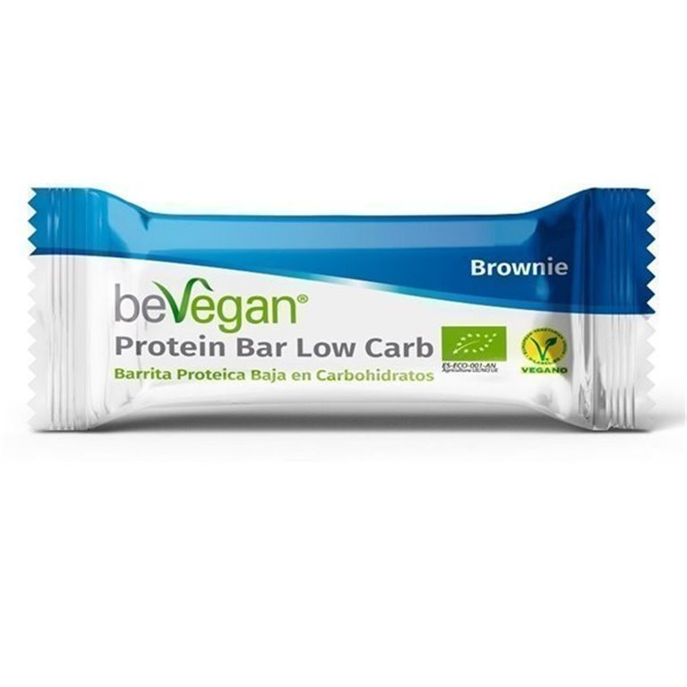 Barrita proteica baja carbohidratos, 40 gr