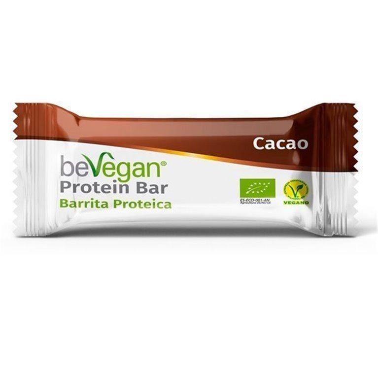 Barrita proteica cacao, 40 gr