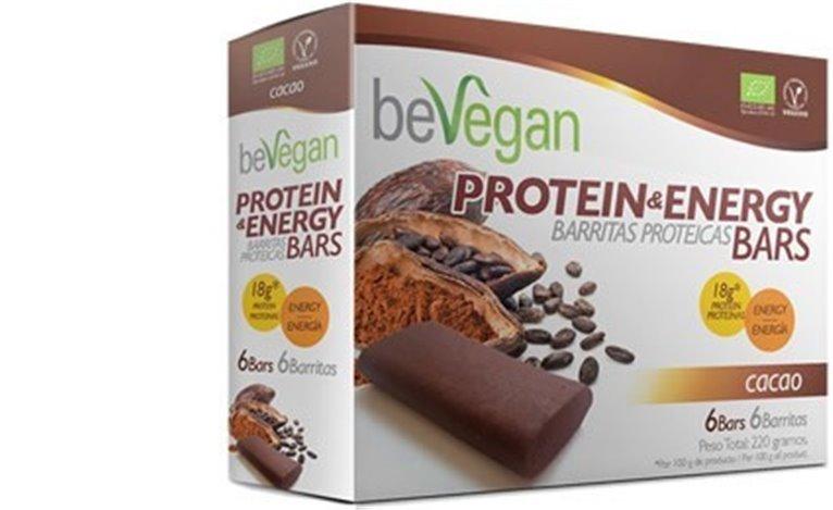 Barrita Protein&Energy, 220 gr