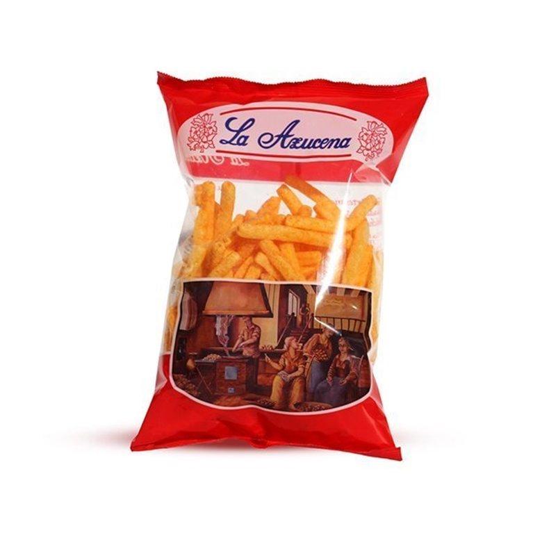 Barritas al Ketchup La Azucena. Bolsa de 125g