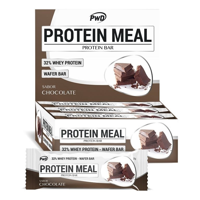 Barritas Protein Meal Sabor Chocolate 12 x 35g