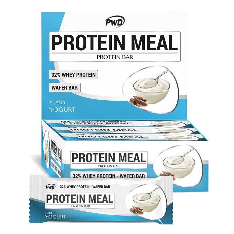 Barritas Protein Meal Sabor Yogur 12 x 35g