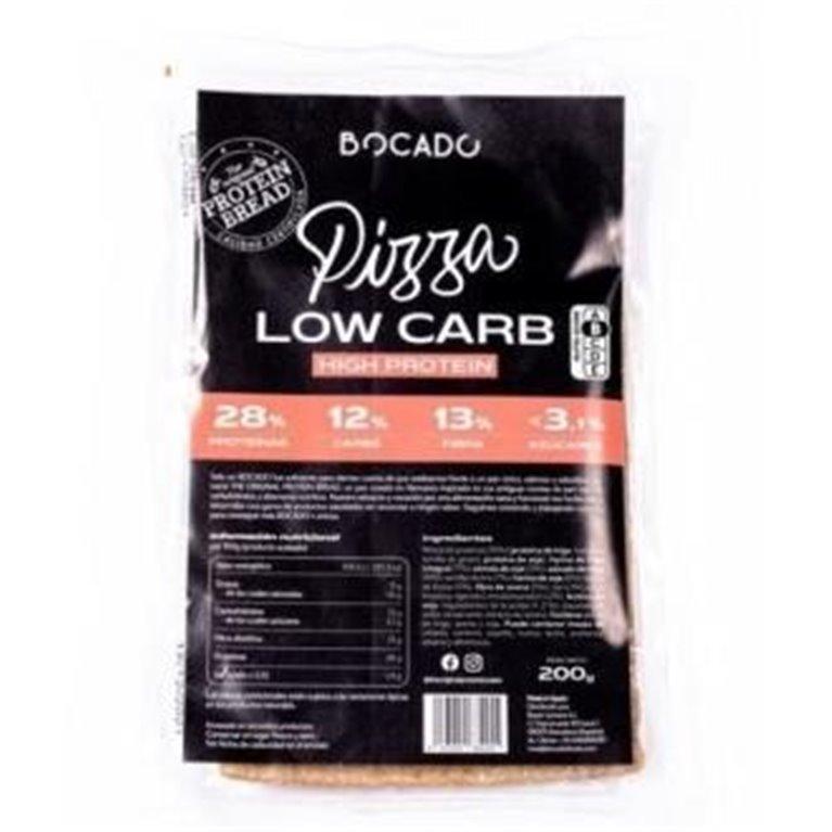 Base de Pizza Proteica KL Protein 250g