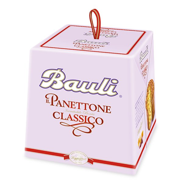 Bauli Panettone Classico 100 Gr