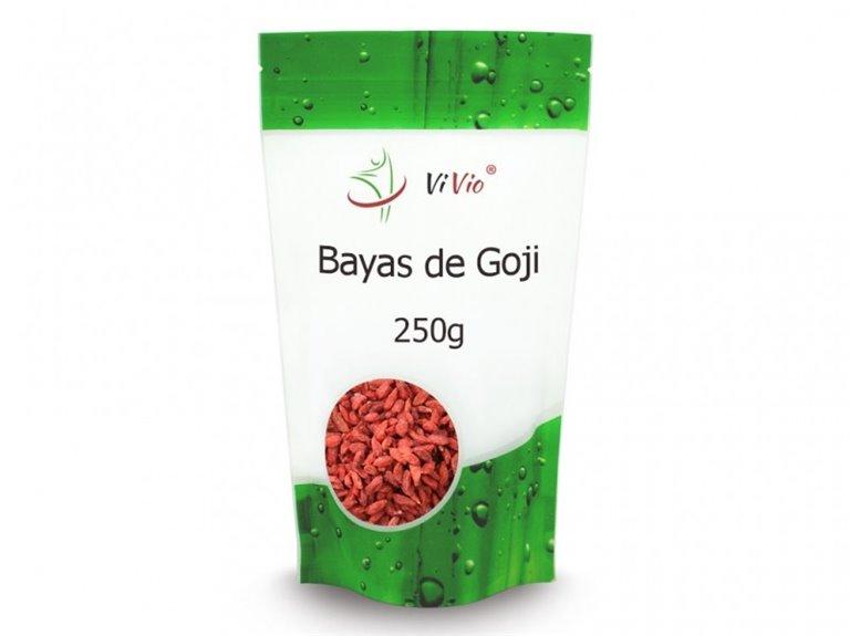 Bayas de Goji 250g, 1 ud