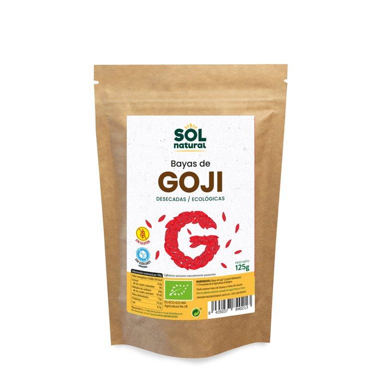 Bayas de Goji Bio 125g