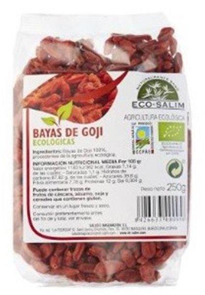 Bayas de Goji Bio 250g