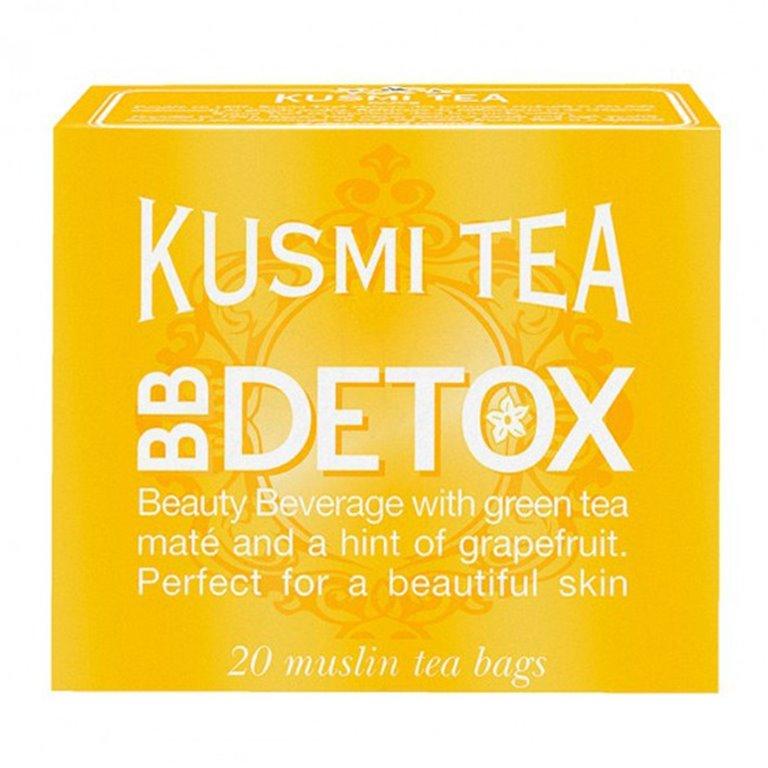 BB Detox 20 Muslins. Kusmi Tea. 12un., 1 ud