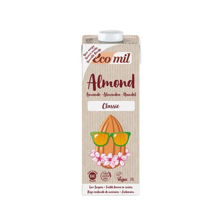 Bebida de Almendra  Classic Bio 1l Ecomil