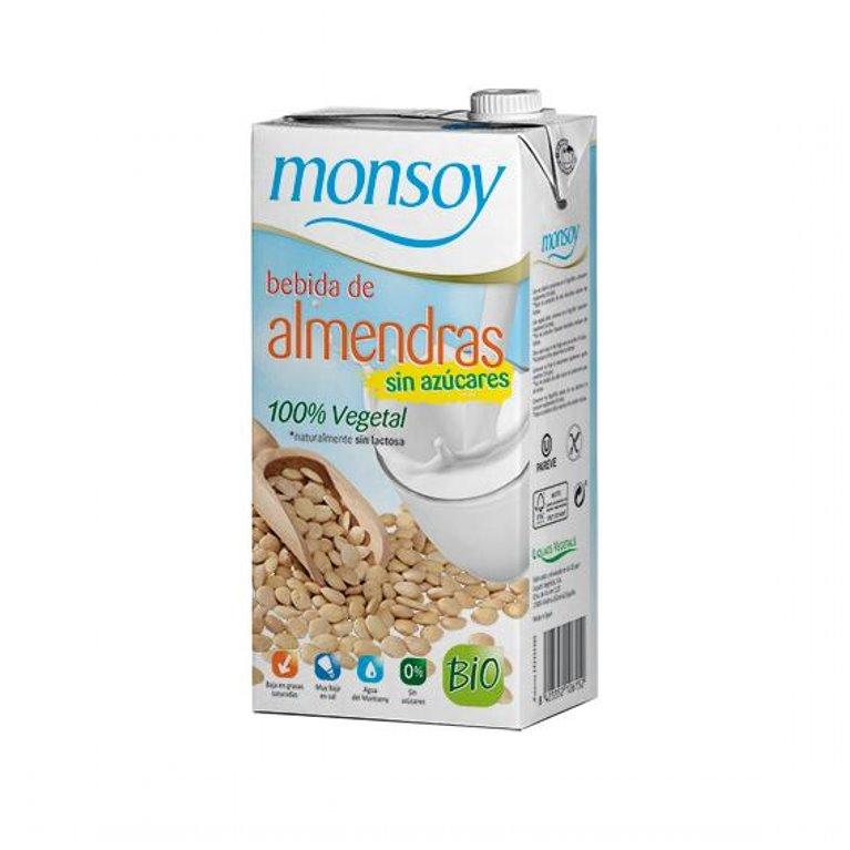 Bebida de Almendra Pura Bio 6L (6 x 1L)