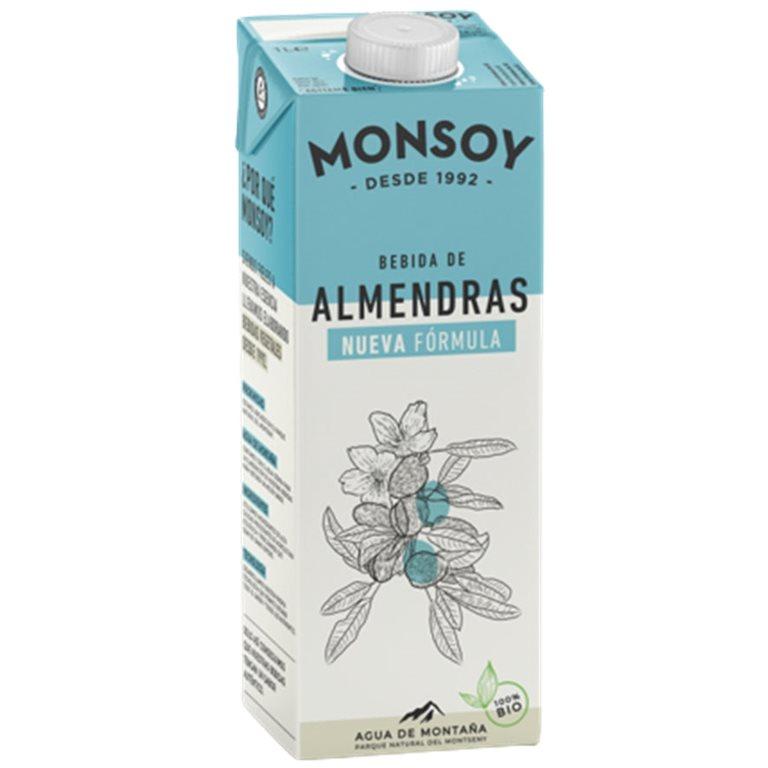 Bebida de Almendras Bio 6 x 1L