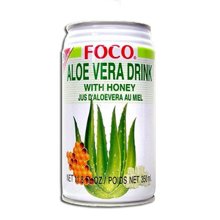 Bebida de Aloe Vera con Miel 350ml