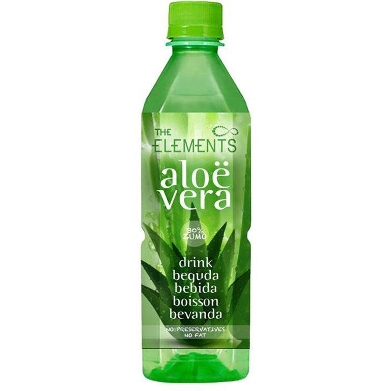 Bebida de Aloe Vera (Sin Azúcar) 500ml, 1 ud