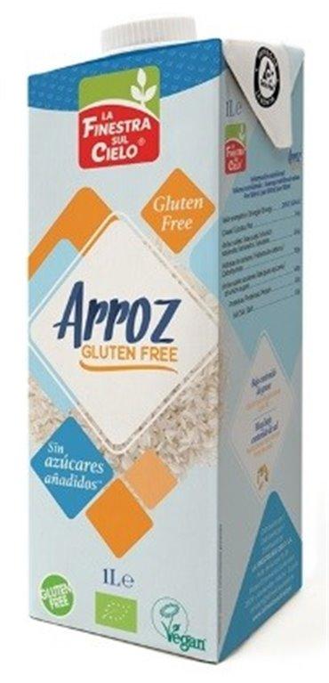 Bebida de Arroz Bio 1L, 1 ud
