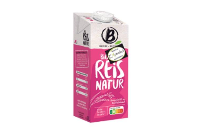 Bebida de Arroz Bio 6L (6 x 1L)