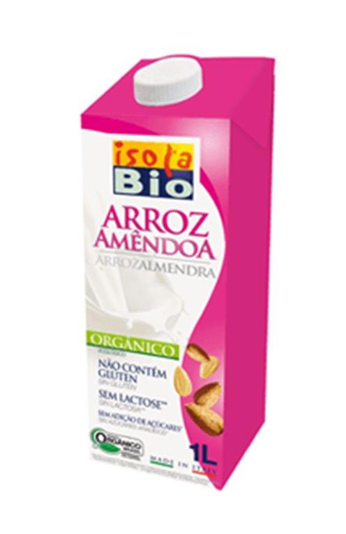 Bebida De Arroz con Almendra, 1 ud