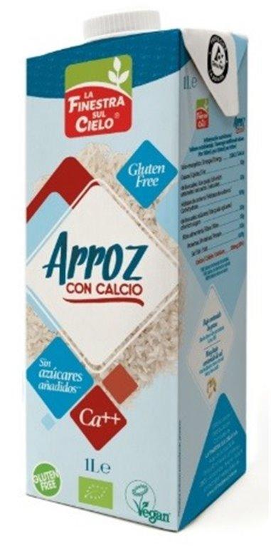 Bebida de Arroz con Calcio 1L, 1 ud