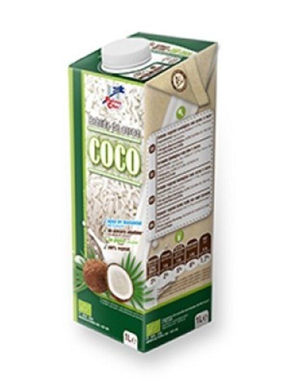 Bebida de arroz con coco, 1 ud