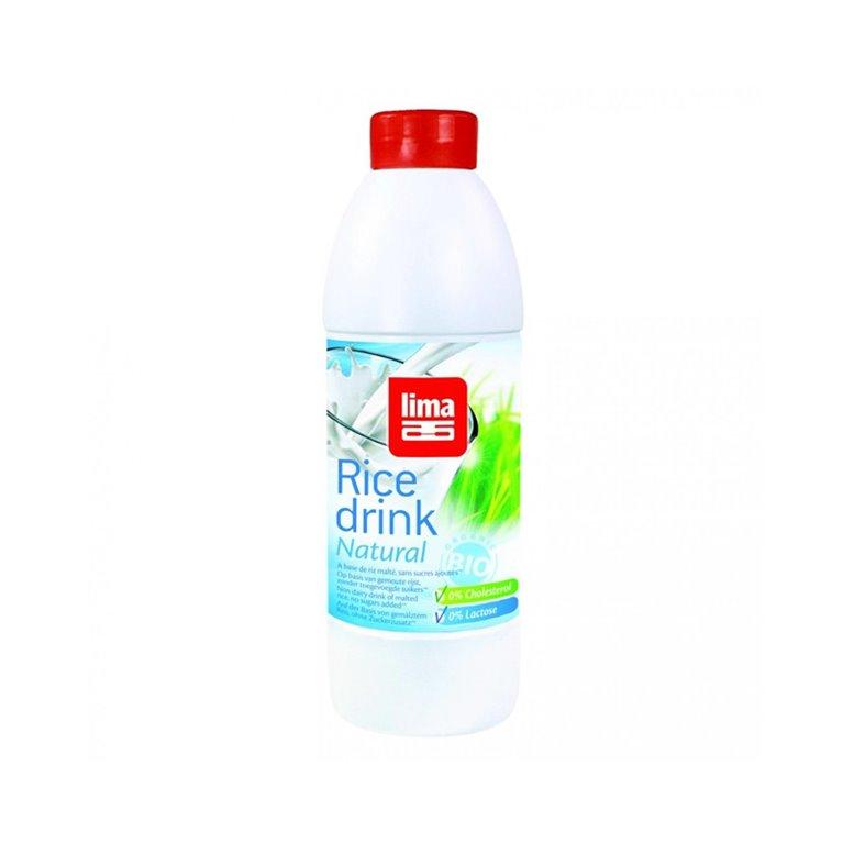 Bebida de Arroz Natural Bio Lima
