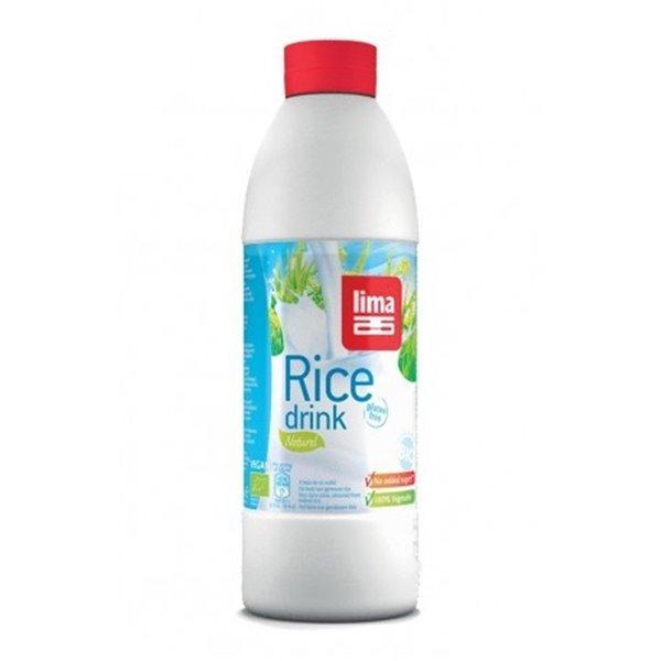 Bebida De Arroz Natural Botella