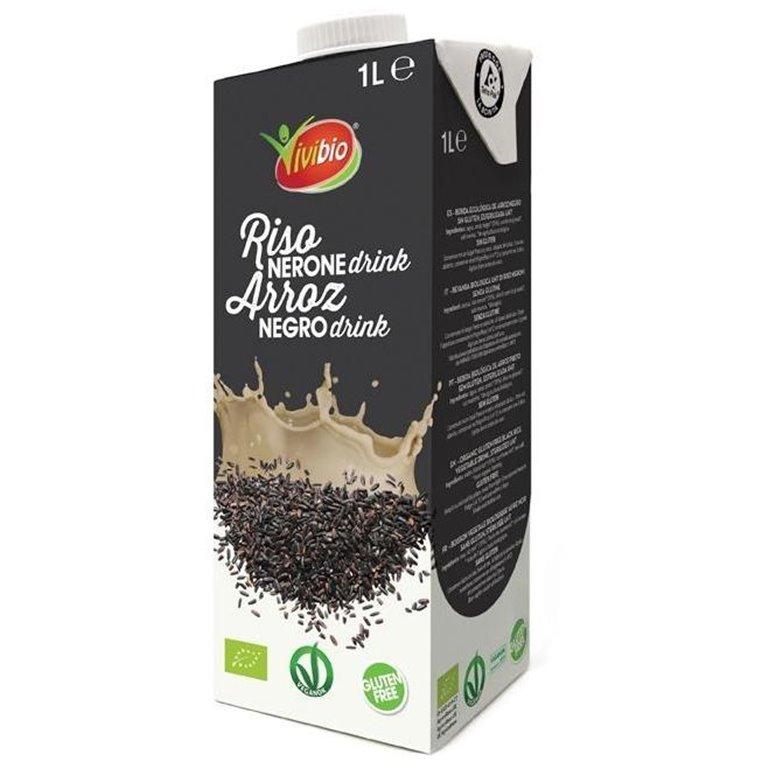 Bebida de Arroz Negro Bio 6L (6 x 1L)