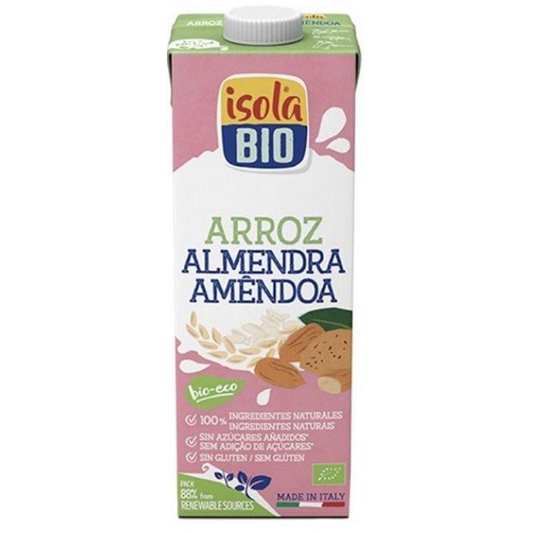 Bebida de Arroz y Almendras Bio 6 x 1L