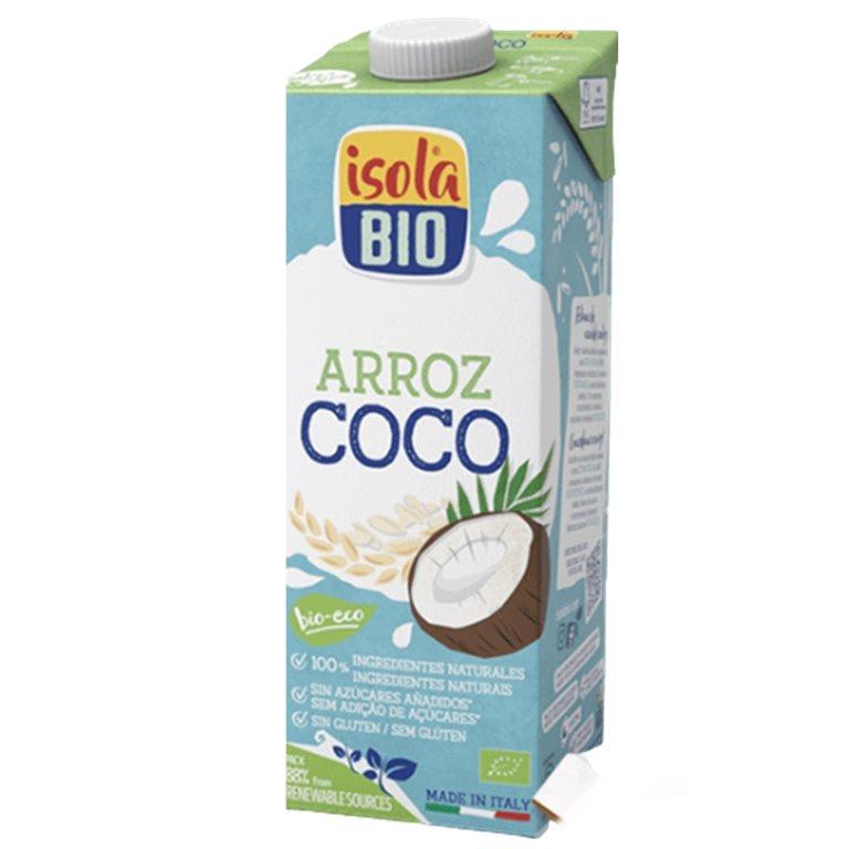 Bebida de Arroz y Coco Bio 6 x 1L