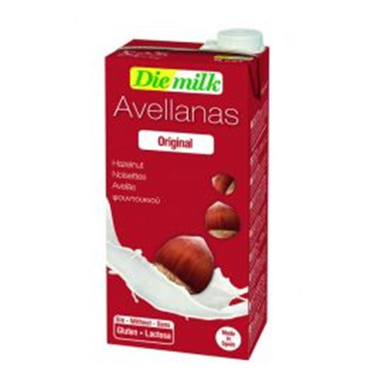 Bebida de Avellana 1 L DieMilk., 1 ud