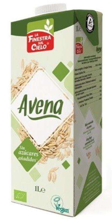 Bebida de Avena Bio 1L, 1 ud