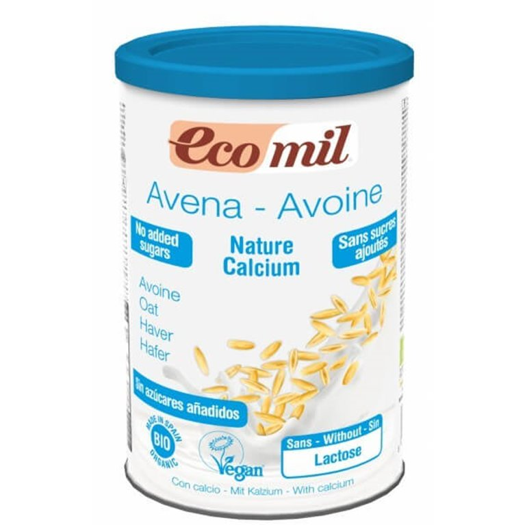 Bebida De Avena Calcio Polvo, 400 gr