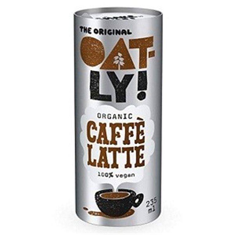 Bebida de Avena con Café Vegan (Caffe Latte) Bio 235ml