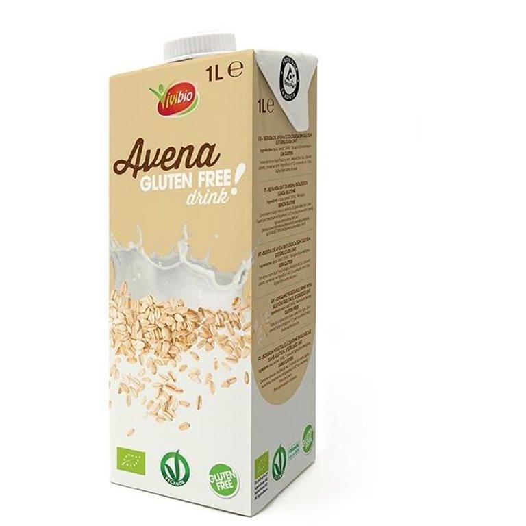 Bebida de Avena Sin Gluten Bio 6L (6 x 1L)