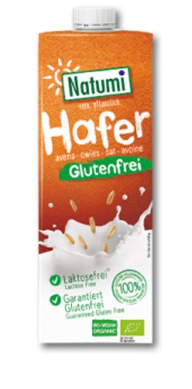 Bebida de avena sin gluten, 1 ud