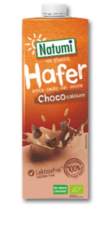 Bebida de avena y chocolate, 1 ud
