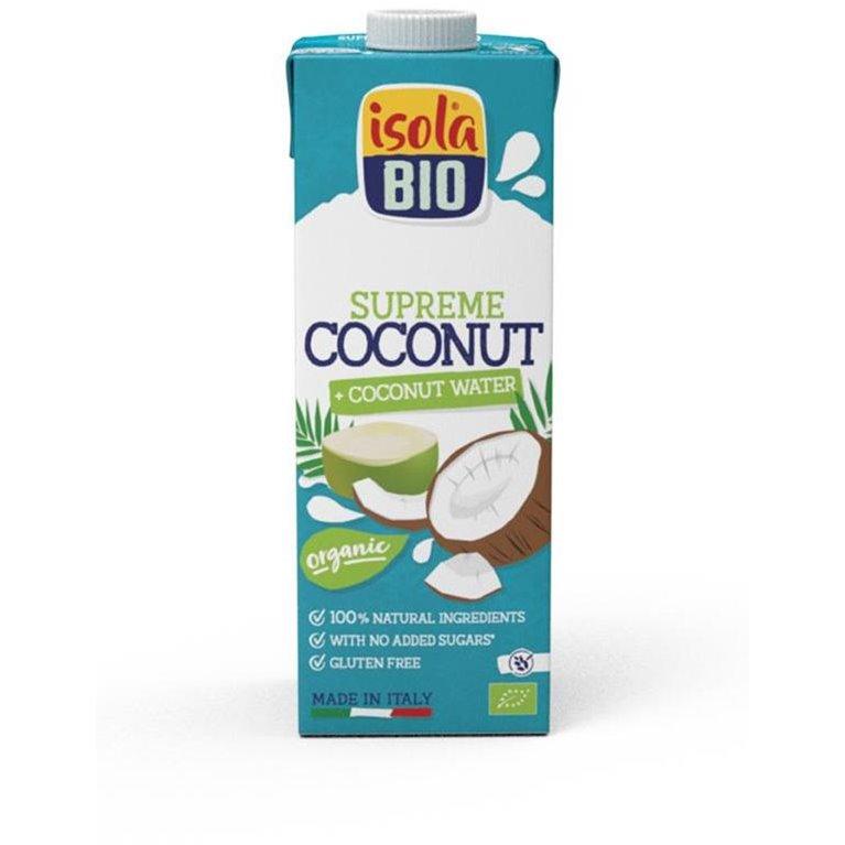 Bebida de Coco Supreme Bio 6L (6 x 1L)