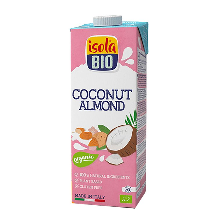 Bebida de Coco con Almendra Bio 6 x 1L