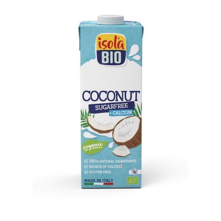Bebida de Coco con Calcio Bio 6 x 1L