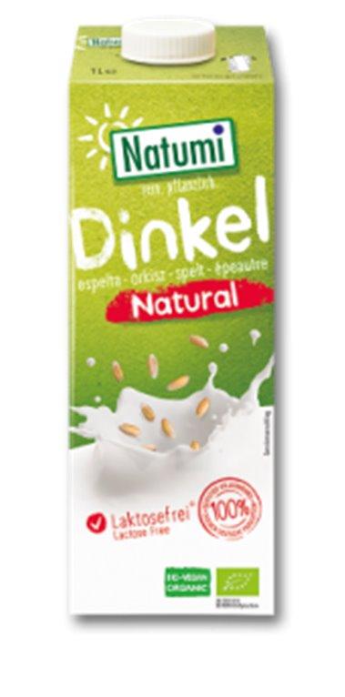 Bebida de espelta natural, 1 ud