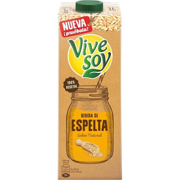 Bebida de espelta - Vivesoy