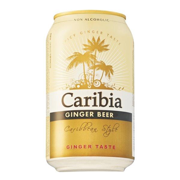 Cerveza de Jengibre (Sin Alcohol) 330ml