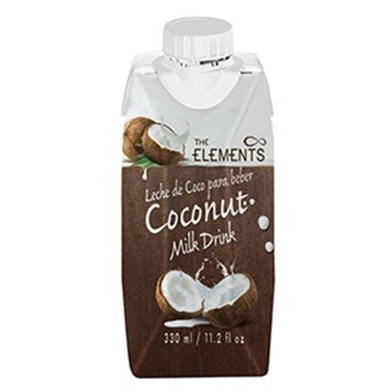 Bebida de Leche de Coco 330ml, 1 ud