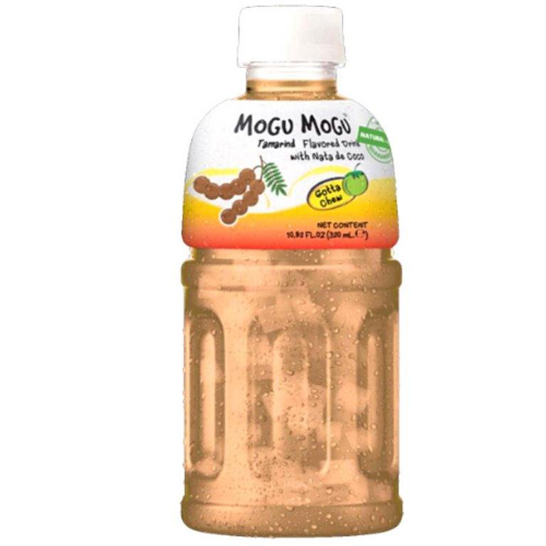 Bebida de sabores frutales | Mogu Mogu Tamarind Flavored Drink 320ml