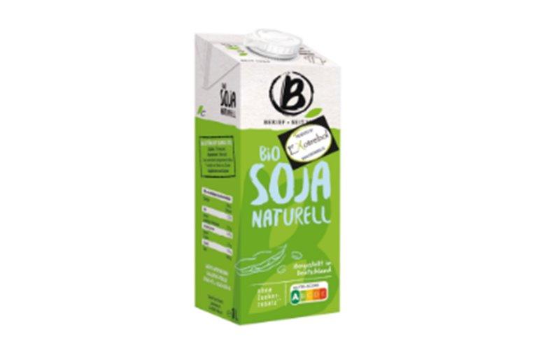 Bebida de Soja Bio 4L (4 x 1L)