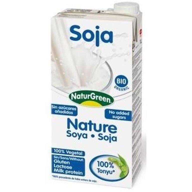 Bebida de Soja Bio 1L, 1 ud