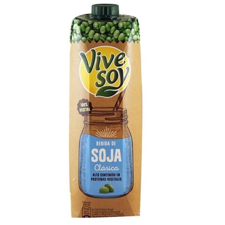 Bebida de soja clásica - Vivesoy