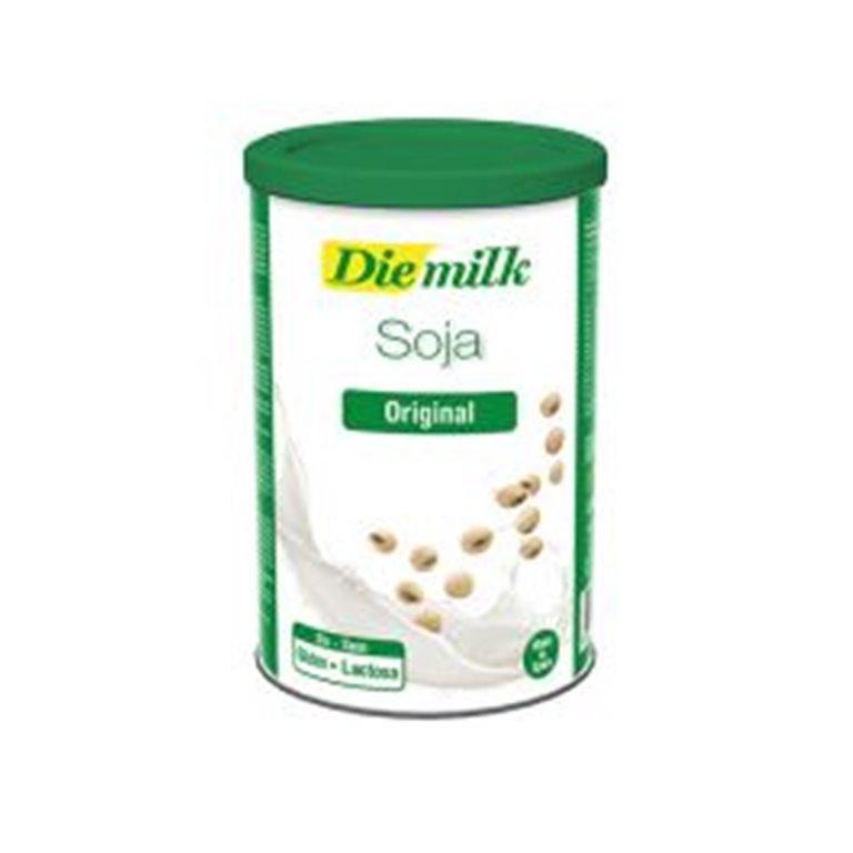 Bebida de Soja en polvo 400 g. DieMilk, 1 ud