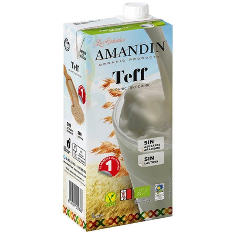 Bebida de Teff Bio 6L (6 x 1L)