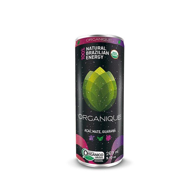 Bebida energética orgánica, 1 ud