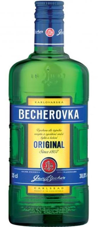 Becherovka 100 cl