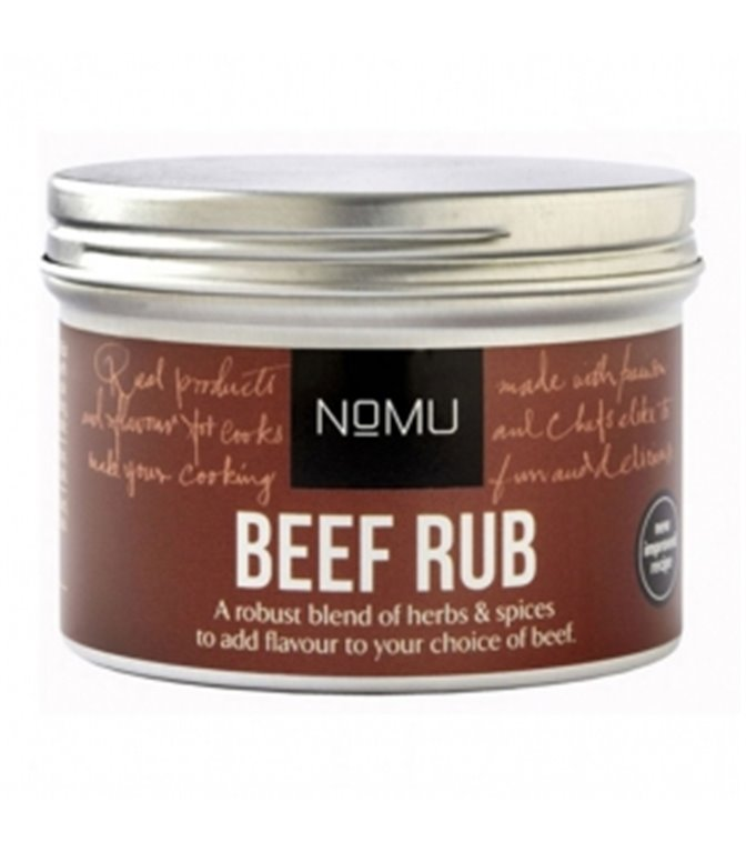 Beef Rub 50gr. NoMU. 8un.